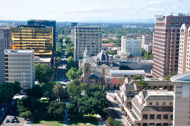 San Jose is the largest city in North California and the seat city of Santa Clara county.